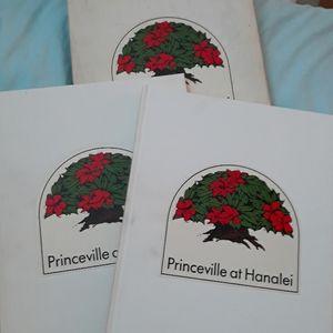 Advance Prospectus two-book set .
